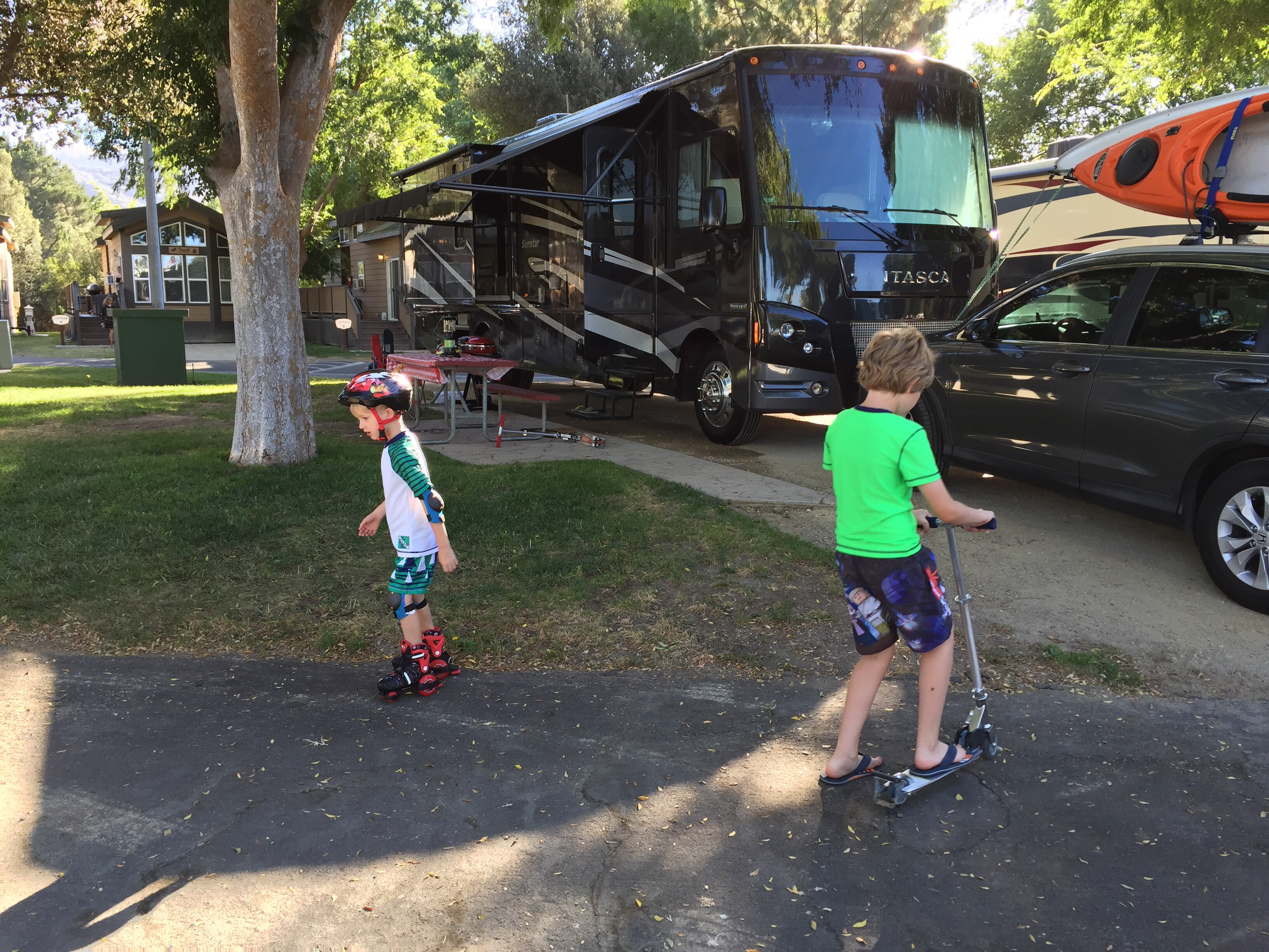 rv resorts and campgrounds u2013 habs on the road